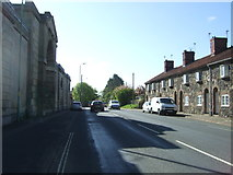 TL8663 : Sicklesmere Road (A134), Bury St.Edmunds  by JThomas