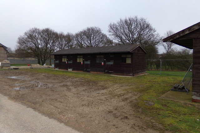 Stables at the East of England Showground