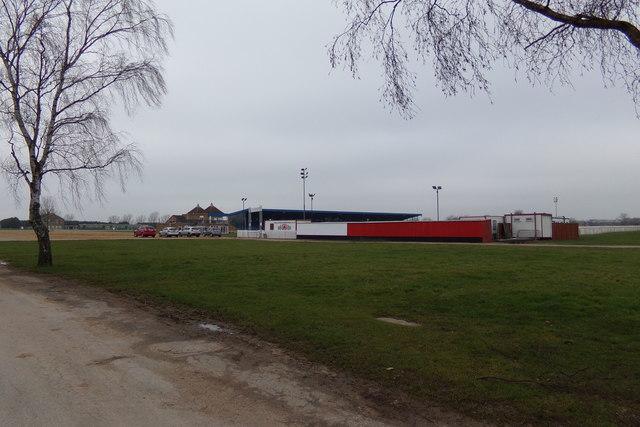 Peterborough Speedway