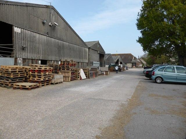 Barns at Middle Farm