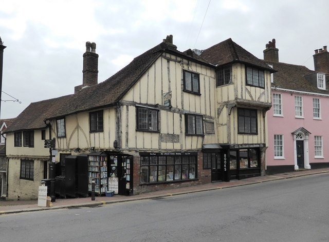 The 15th Century Bookshop, High Street, Lewes