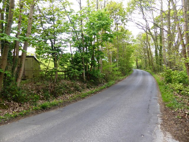Gardeners Hill Road, Boundstone