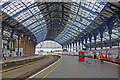 TQ3005 : Train shed, Brighton Station by Julian Osley