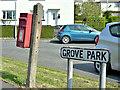 J5252 : Postbox BT30 753, Killyleagh (May 2017) by Albert Bridge