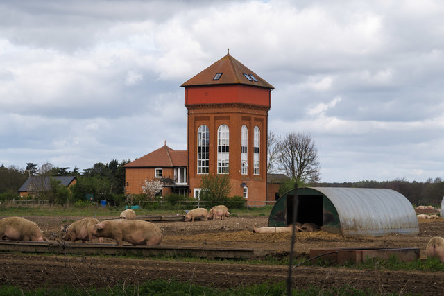 Converted Water Tower