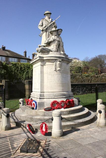 New Brighton War Memorial