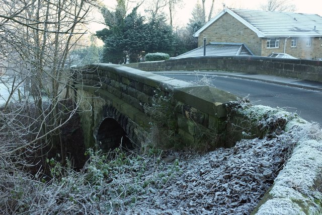 Railway bridge, Old Pool Bank