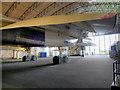 SJ8184 : Inside the Concorde Hangar by David Dixon
