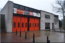 TQ3386 : Stoke Newington Fire Station by N Chadwick