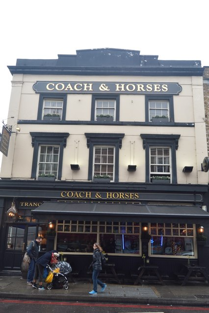 Coach and Horses, Stoke Newington