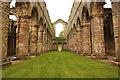SE2768 : Fountains Abbey by Richard Croft