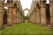 SE2768 : Fountains Abbey by Richard Croft