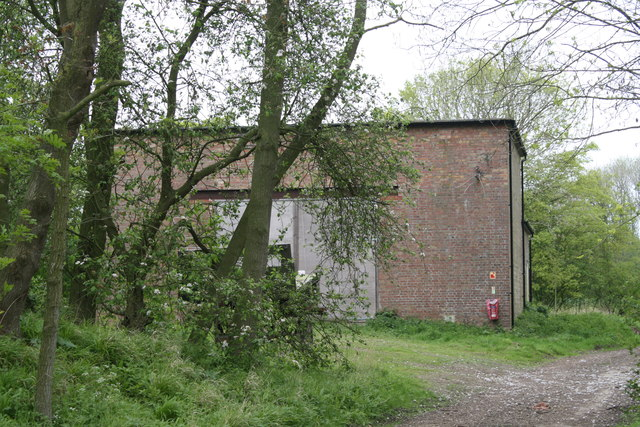 Former Military Building on Ditchingham Estate