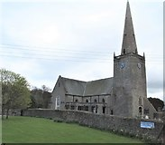 J5081 : Bangor Abbey by Eric Jones