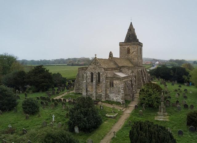 St Oswalds near Lythe