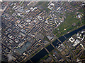 NS5864 : Glasgow city centre from the air by Thomas Nugent