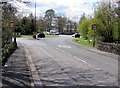 ST3091 : End of the 30 zone, Newport Road, Llantarnam, Cwmbran by Jaggery
