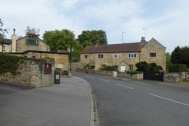 Hall Park Road