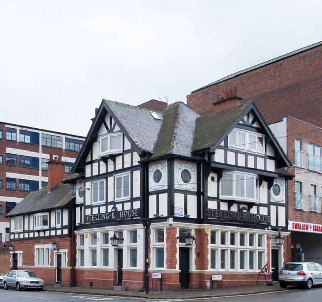 Former public house, Well Street, Birmingham
