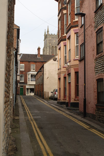 Surrey Street, Cromer