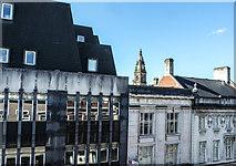SD7109 : Skyline, Bolton Deansgate by Matt Harrop