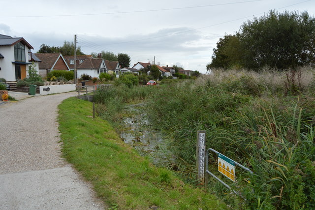 End of The Royal Military Canal