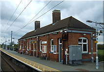 TM0932 : Manningtree Railway Station by JThomas