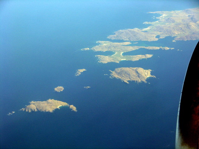 The southern Outer Hebrides