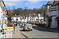 SJ2142 : Heol Y Castell/Castle Street by Glen Denny