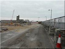TR3140 : Looking SSE along the Promenade by John Baker