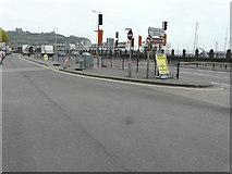 TR3140 : Non-operational pedestrian crossing by John Baker
