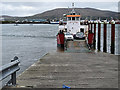 V6746 : Bere Island Ferry by kevin higgins