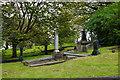 NZ3166 : Church Bank Cemetery by Bill Boaden