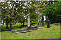 NZ3166 : Church Bank Cemetery by Bill Boaden