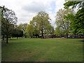 SU8586 : Higginson Park by Paul Gillett