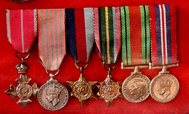 Dress Medals