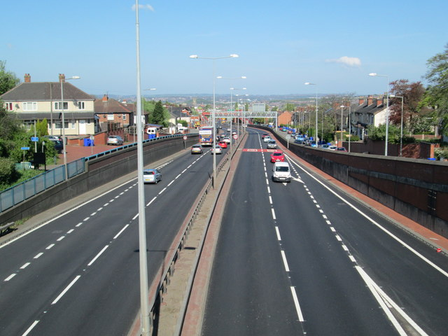 The A50 at Meir