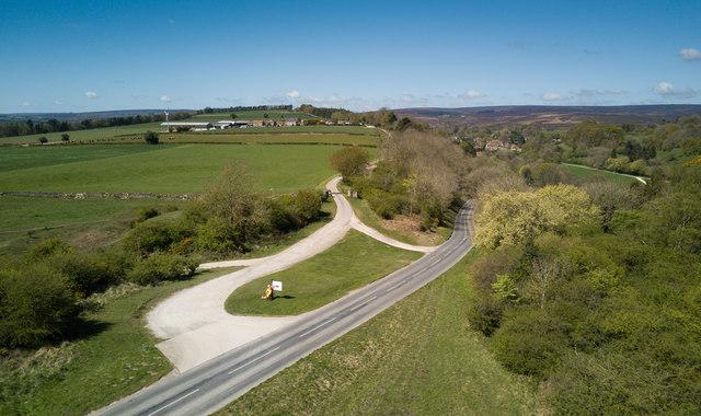Hutton-le-Hole and Westfield Farm