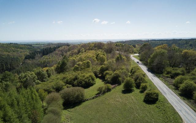 Road to Kirkbymoorside