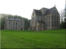 NZ1198 : Brinkburn Priory by G Laird