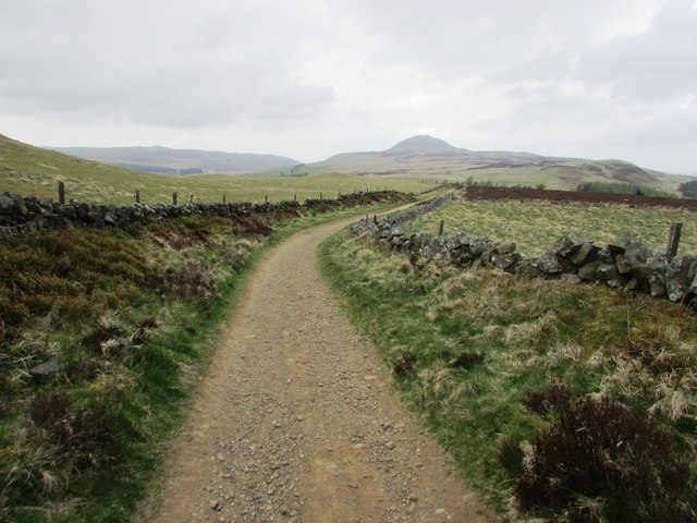Path to West Lomond