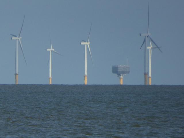 Gunfleet Sands Wind Farm