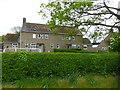 TF0727 : Semidetached houses by Bob Harvey