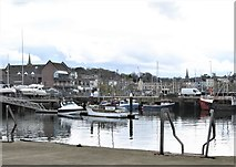 J5082 : Boats at Bangor Harbour by Eric Jones