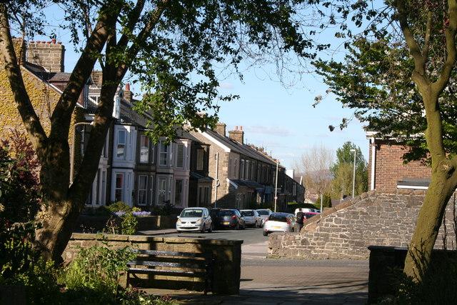 Barnoldswick: Wellhouse Road