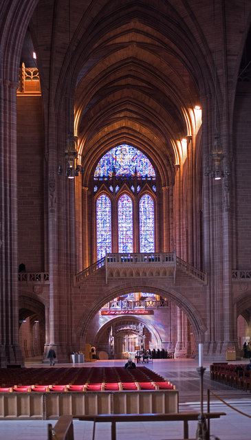 Liverpool Anglican Cathedral - May 2017 (1)