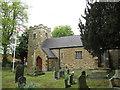 TA2406 : St  George's  Parish  Church  Bradley  (2) by Martin Dawes