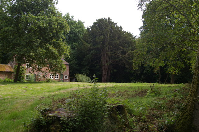 The former Hindhead Youth Hostel