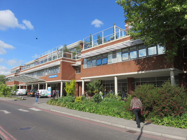 St Georges Hospital, Tooting