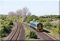 SJ2275 : 158825 approaching Bagillt - May 2017 by The Carlisle Kid